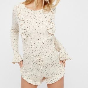 Emanuelle Romper by For Love & Lemons